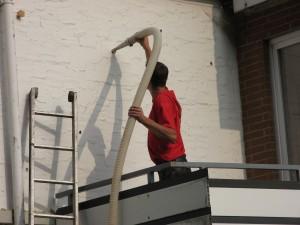 Einblasdämmung für Ihr Haus